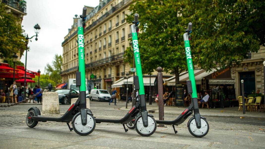 De nouvelles trottinettes en libre-service débarquent à Paris