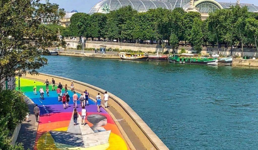 La piétonnisation des rives de Seine validée par la justice