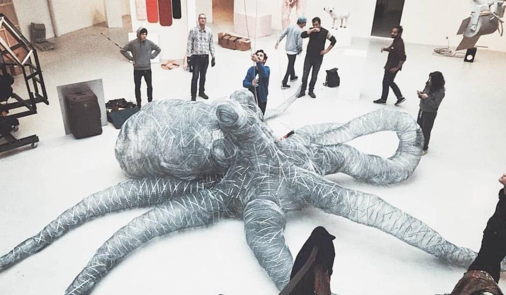 L'Atelier de Paname : une expo éphémère qui ouvre les portes de l'art contemporain