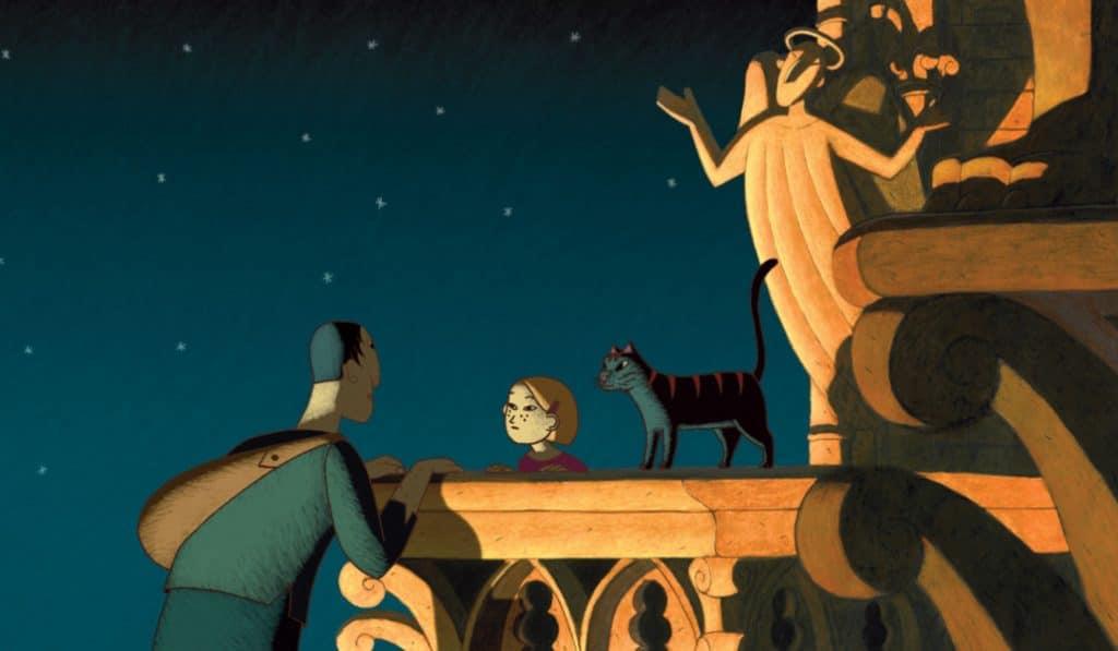 10 films d'animations à voir pour redécouvrir Paris