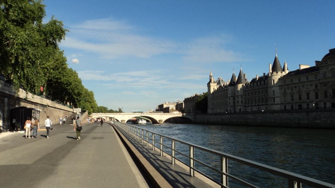 L'annulation de la piétonnisation des voies sur berges à Paris confirmée en appel