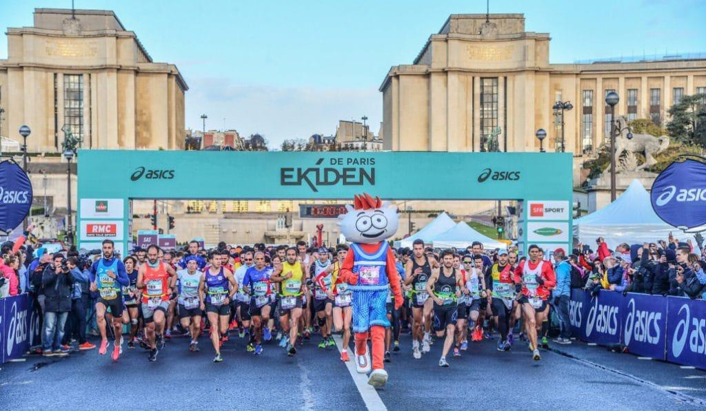 MAIF Ekiden de Paris® : le marathon-relais de Paris !