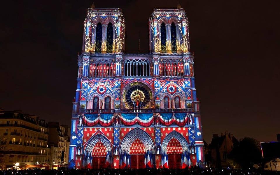 Dame de Coeur : un spectacle son et lumières sur la cathédrale la plus emblématique de Paris