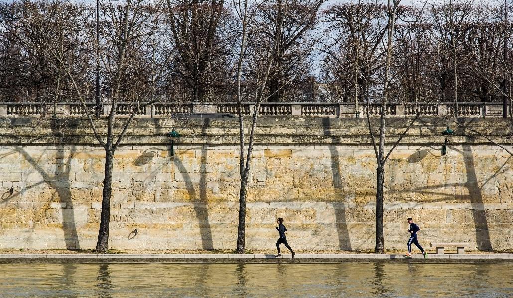 Les 10 meilleurs endroits pour courir à Paris