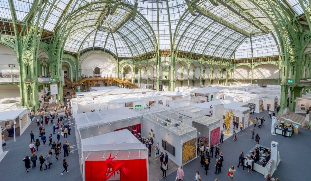 La FIAC revient le week-end prochain au Grand Palais !