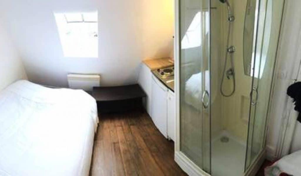 Les plus petits appartements en vente ou location à Paris