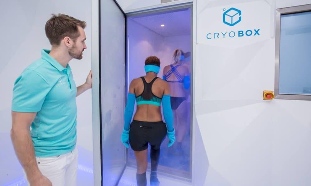 Découvrez la cryothérapie à Paris