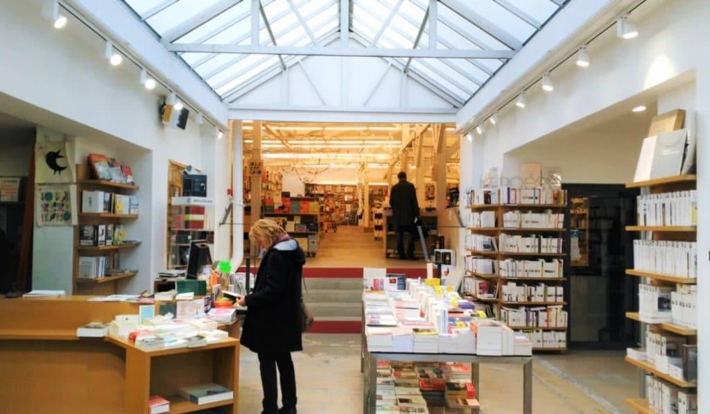 Les meilleures librairies de Paris
