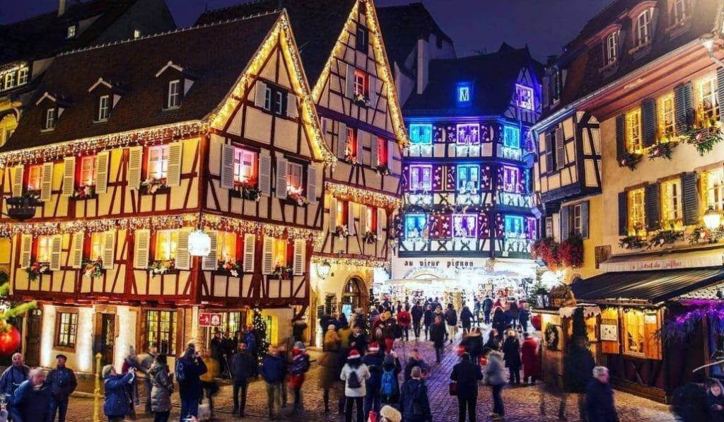 5 escapades pour découvrir les plus beaux marchés de Noël d'Europe