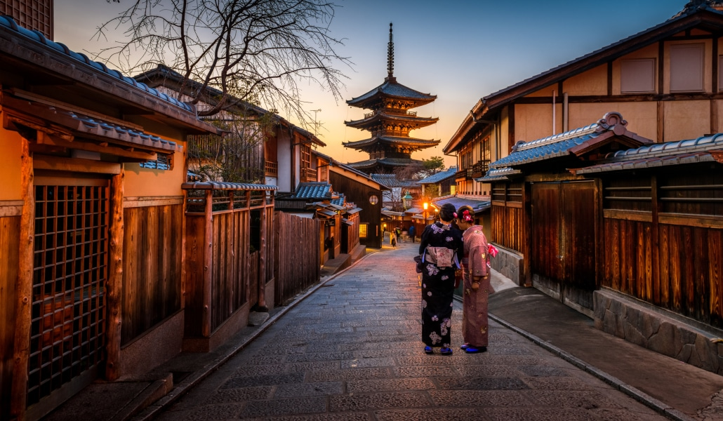 Visitez le Japon en 7 adresses parisiennes