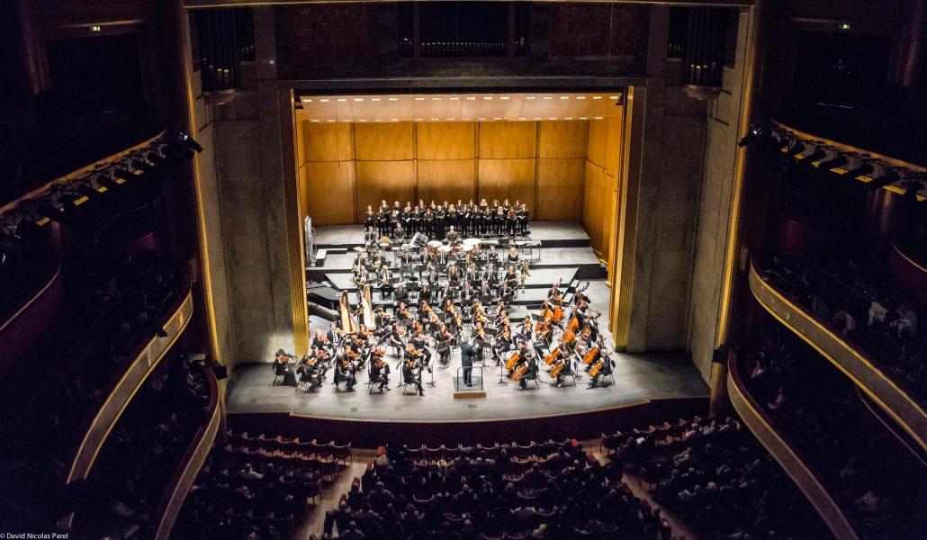 Découvrez l'âge d'or de la musique classique avec l'Orchestre Lamoureux
