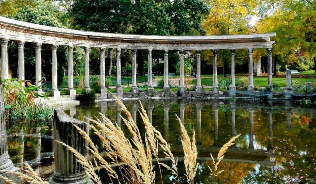 Les trésors du Parc Monceau