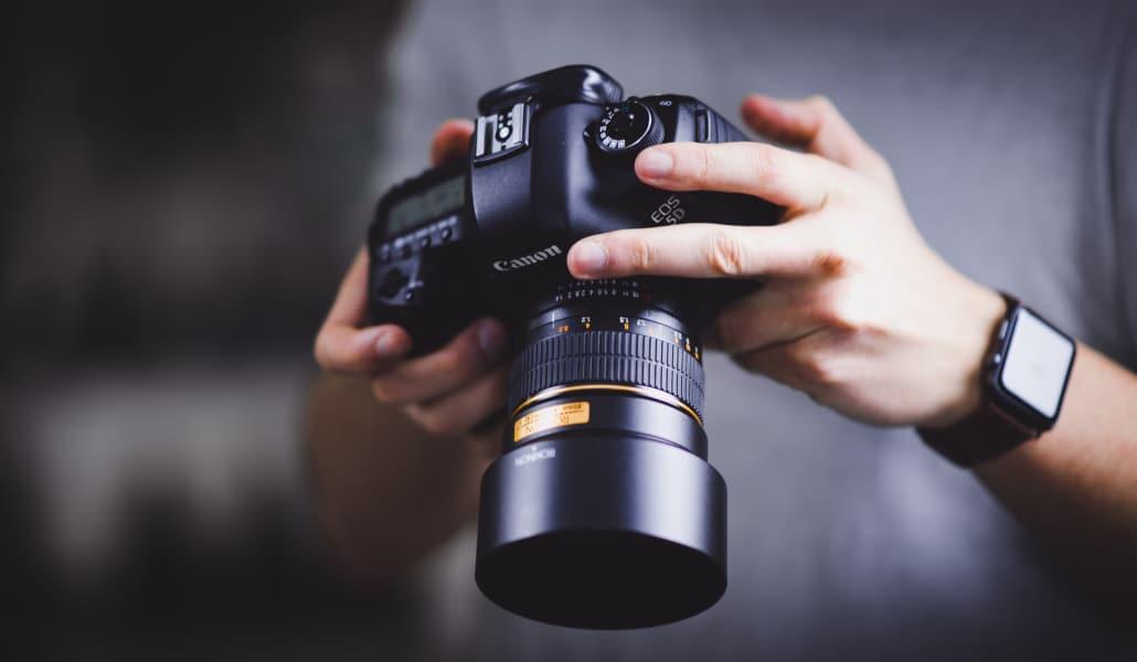 Le Grand Palais donne des cours en ligne gratuits sur la photographie