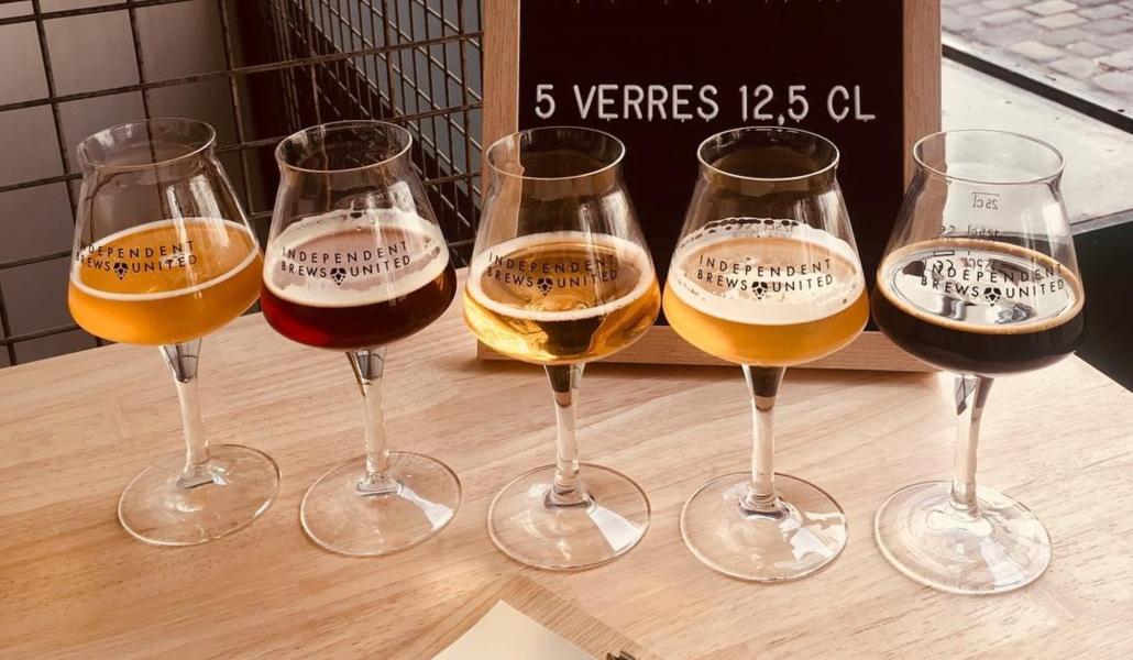 I.B.U : notre «cave à bière» coup de coeur !