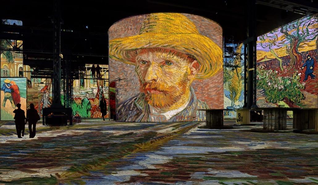 Van Gogh : la nouvelle exposition immersive de l'Atelier des Lumières !