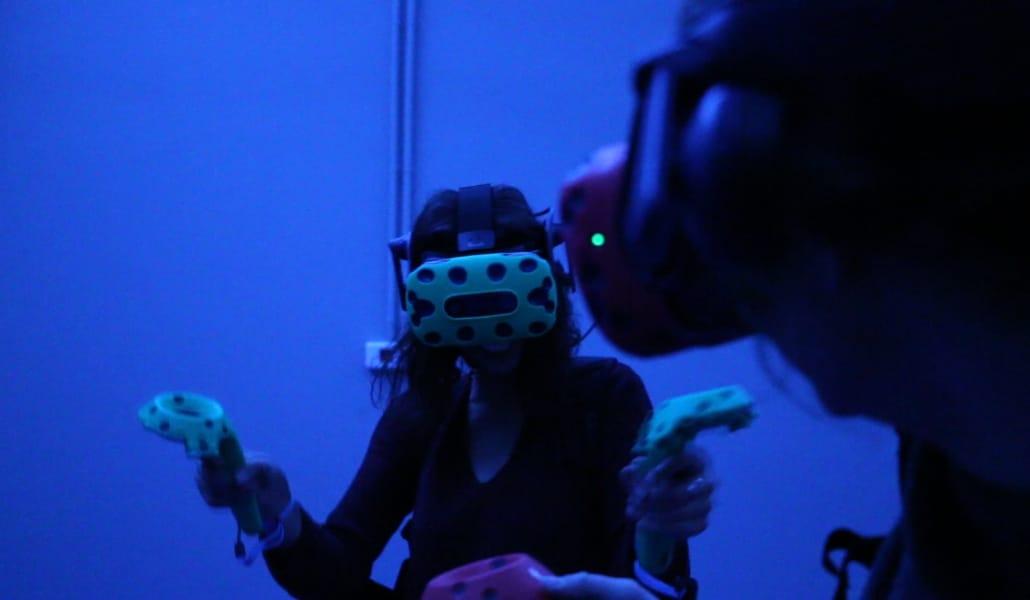 Illucity : le premier parc d'aventures 100% VR ouvre à Paris