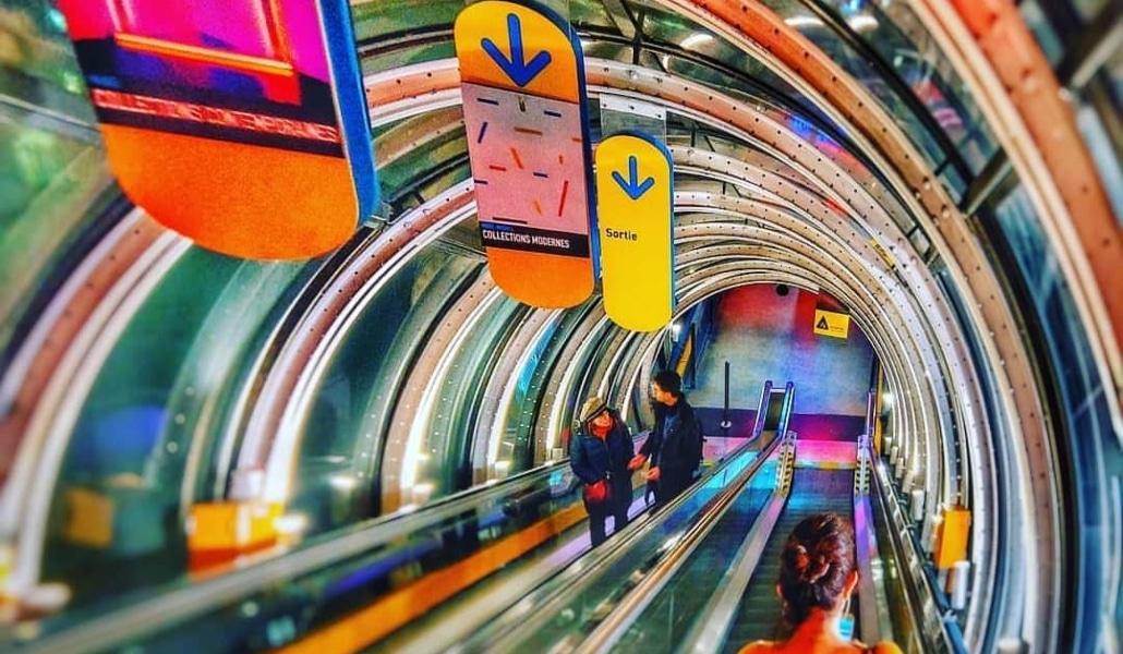 La folle idée du musée Pompidou pour attirer les touristes