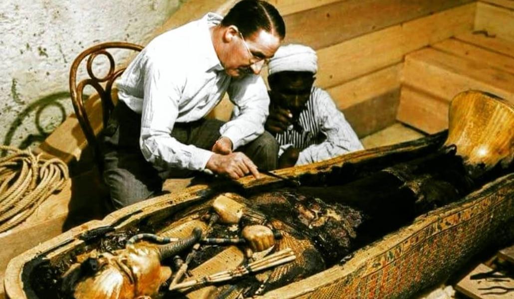 Toutânkhamon, le trésor du Pharaon en expo à la Grande Halle de la Villette