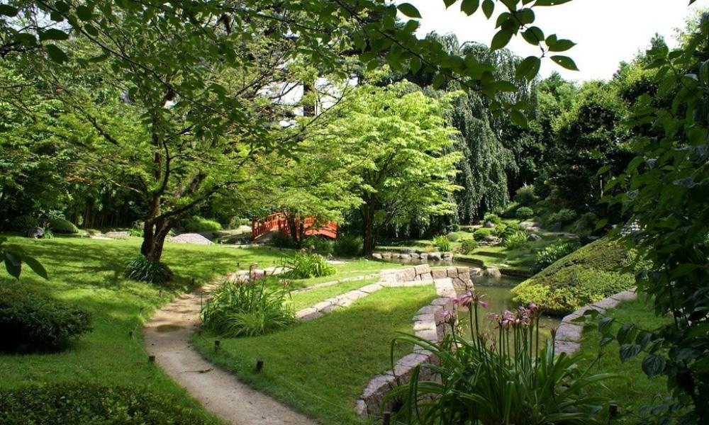 Les plus beaux jardins japonais de Paris