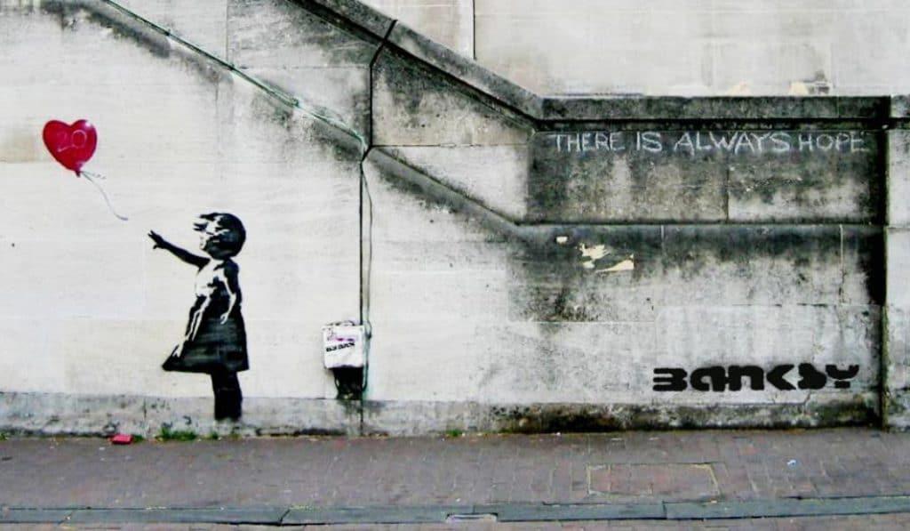Banksy sera bientôt exposé à Paris !