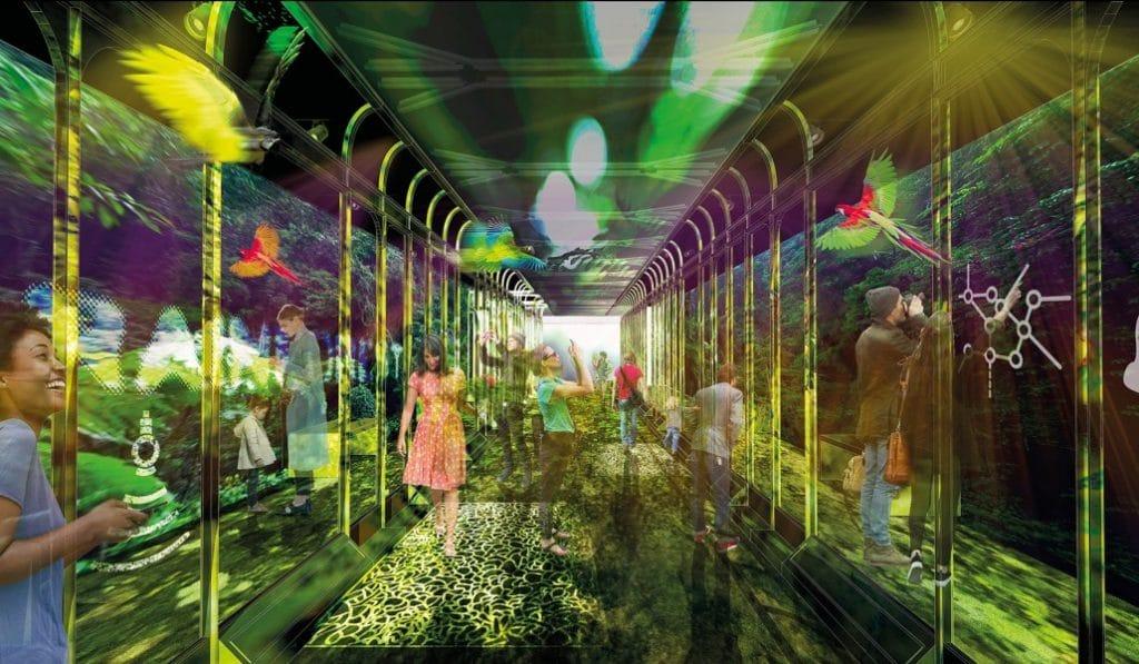 Réinventer Paris : les nouveaux projets complètement fous de futur Paris !
