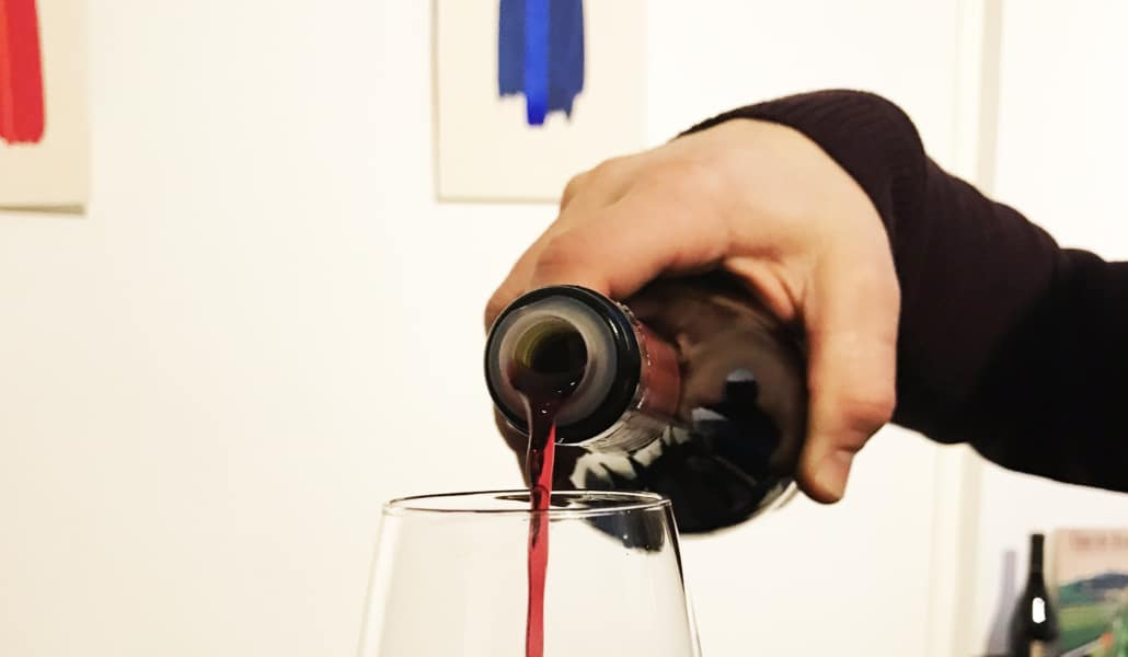 Wine is the new art : une expo-dégustation qui met en relation la richesse du vin et de l'art