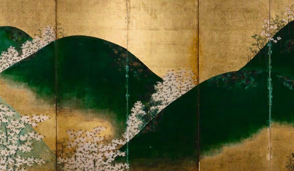 Trésors de Kyoto, trois siècles de créations Rinpa