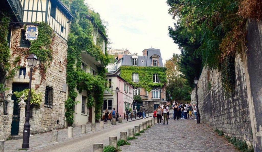 Les plus belles rues cachées de Paris