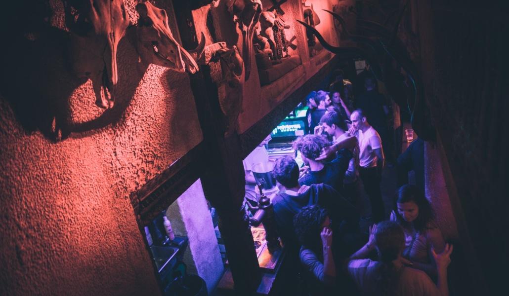 Nuit Sans Lune : des soirées techno dans des lieux souterrains insolites
