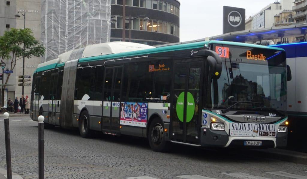 Tout ce qu'il faut savoir sur les gros changements de bus à Paris