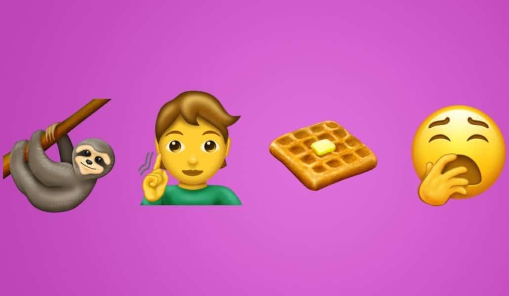 230 nouveaux emojis pour 2019