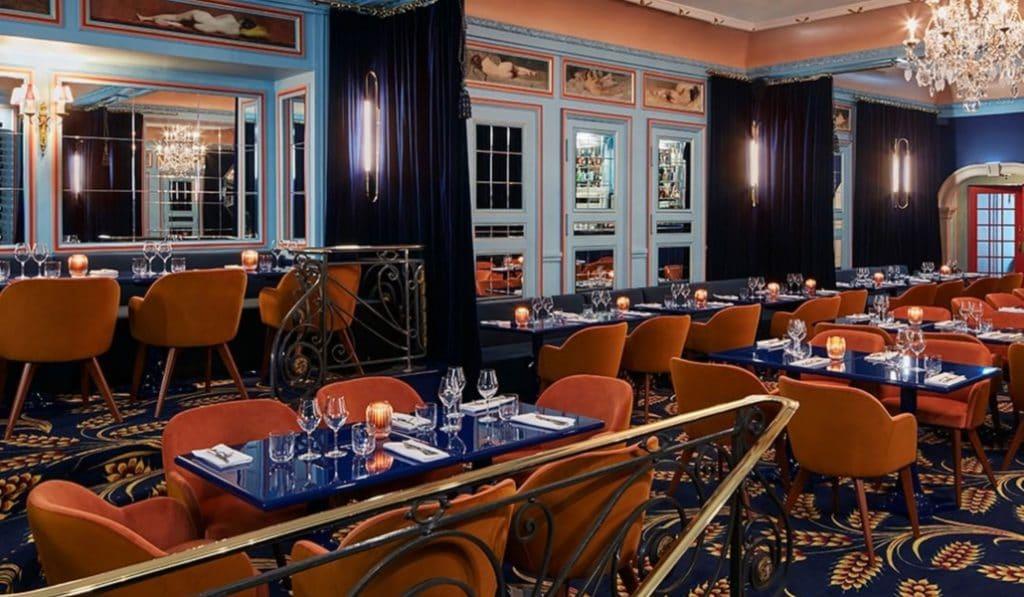 Froufrou : un restaurant qui vous plonge dans le Paris des années folles