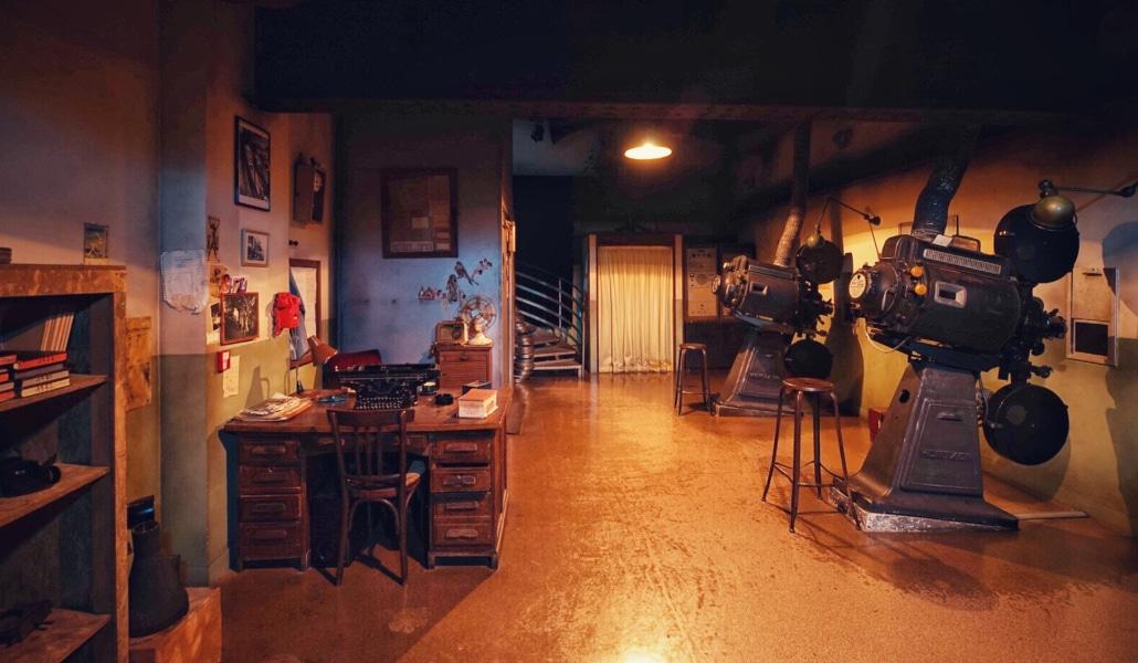Plongez dans les coulisses du Grand Rex pour découvrir l'histoire du cinéma !