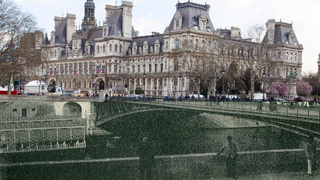 Paris avant et après : 6 photos qui montrent comment la capitale a évolué