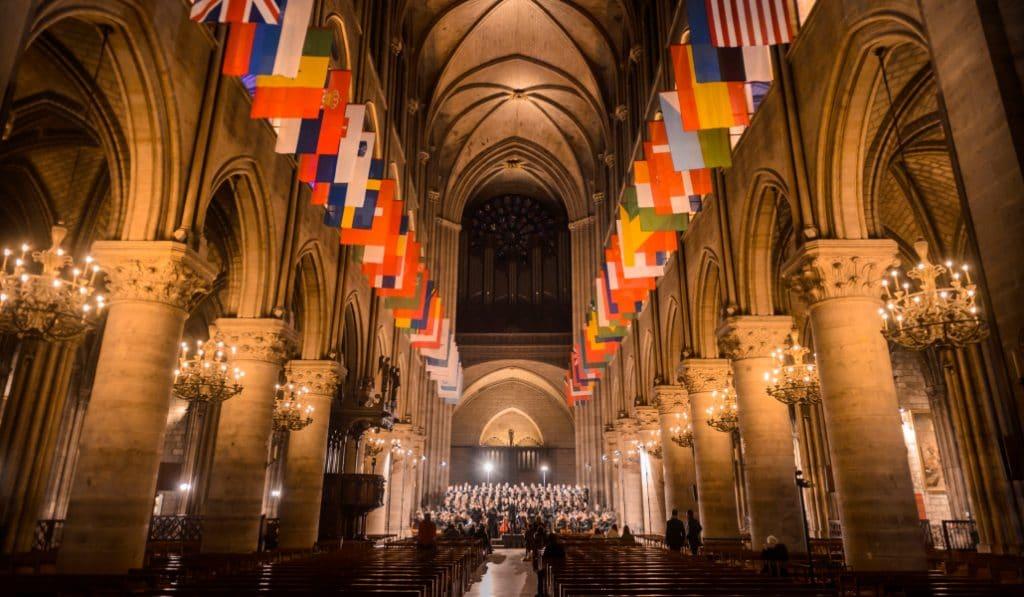 La saison des concerts revient à Notre-Dame de Paris !