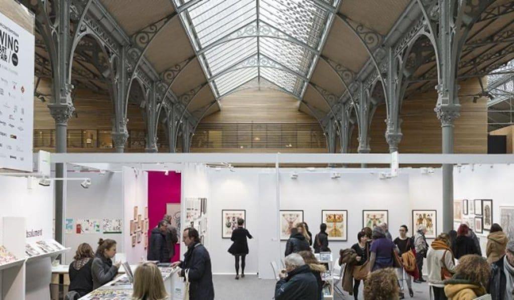 DRAWING NOW Art Fair : la première foire d'art contemporain dédiée au dessin !