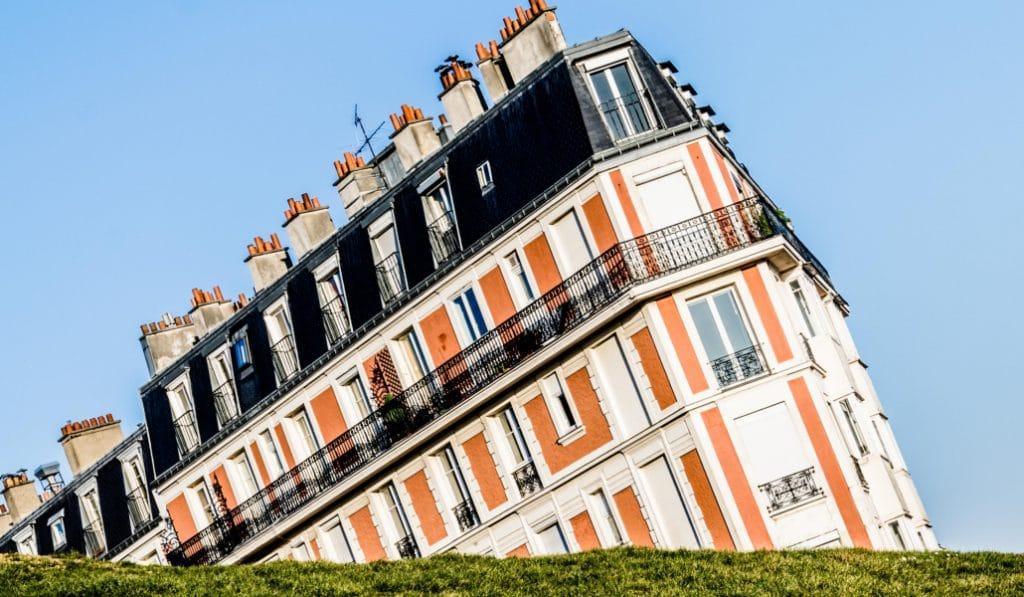 Il faudrait gagner plus de 10.000 euros par mois pour pouvoir s'acheter un 75m2 à Paris !