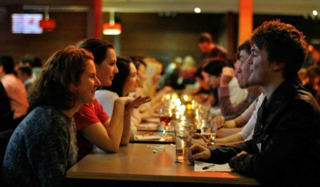 Drink & Match Paris édition rentrée : Au café de la presse, le speed dating en binôme est de retour !