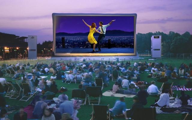 Le cinéma en plein air de La Villette revient !