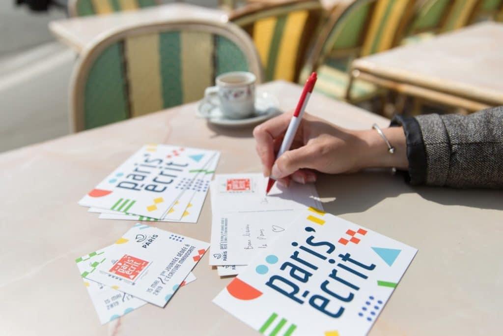 Paris'écrit : le 15 mai, la Ville de Paris vous invite à renouer avec l'écriture manuscrite !