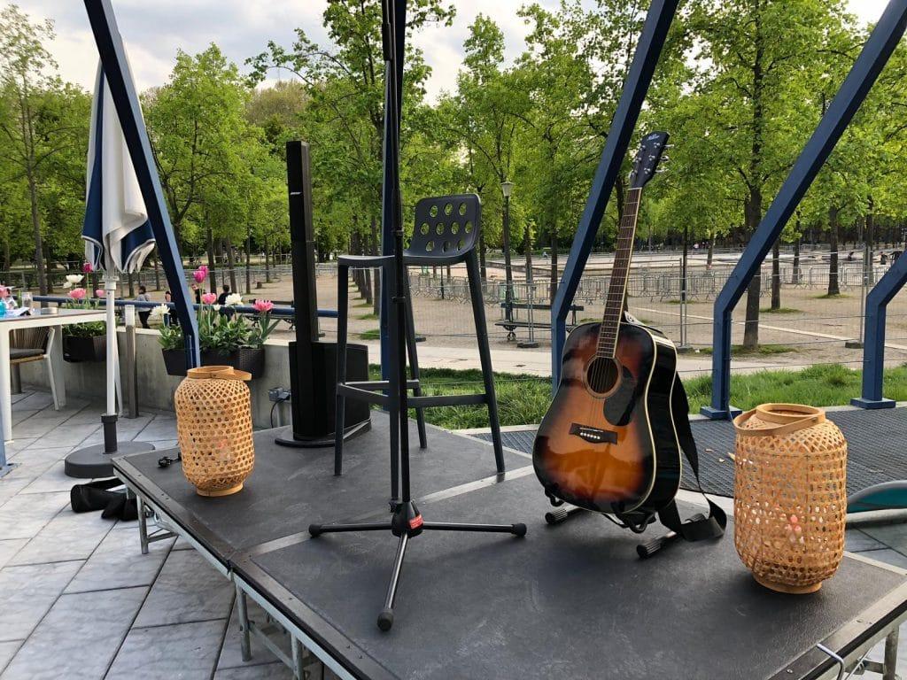 Concerts live, afterwork et dîner, les jeudis du Novotel reviennent à Bercy !