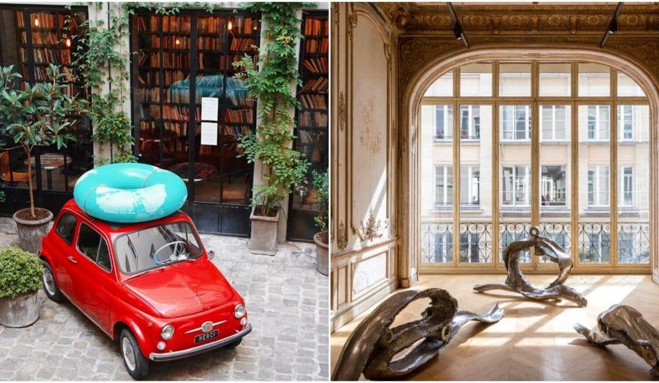 Paris : Découvrez 1 lieu insolite par arrondissement !