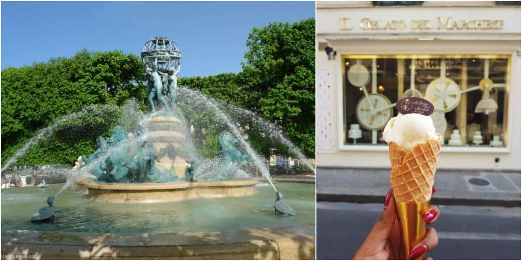 Paris : Les meilleurs spots où se rafraîchir pendant les fortes chaleurs !