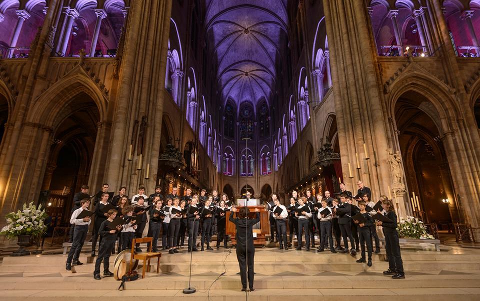 Notre-Dame de Paris : avec ses concerts, la Maîtrise fait vivre l'âme de la Dame de Pierre !