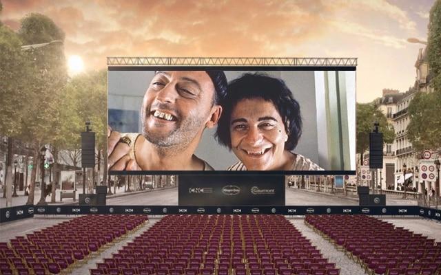 Quel film sera projeté au cinéma en plein air des Champs Élysées ? C'est vous qui choisissez !