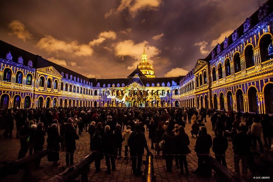 La Nuit aux Invalides : le show féérique de sons et de lumières revient à Paris
