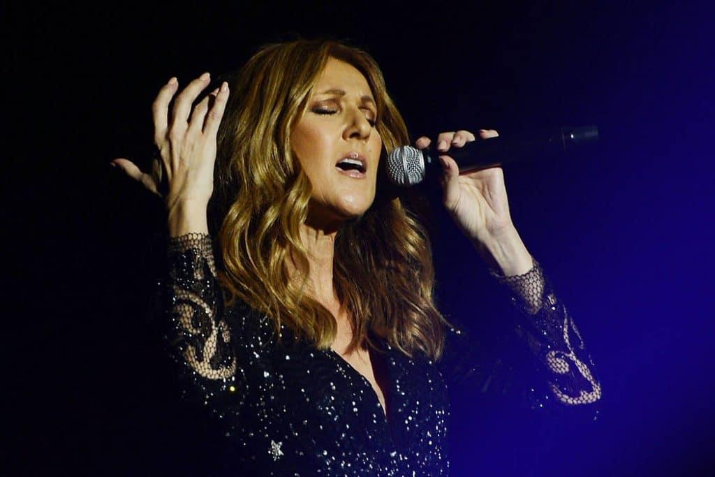 Tabarnak ! Céline Dion en concert à Paris !