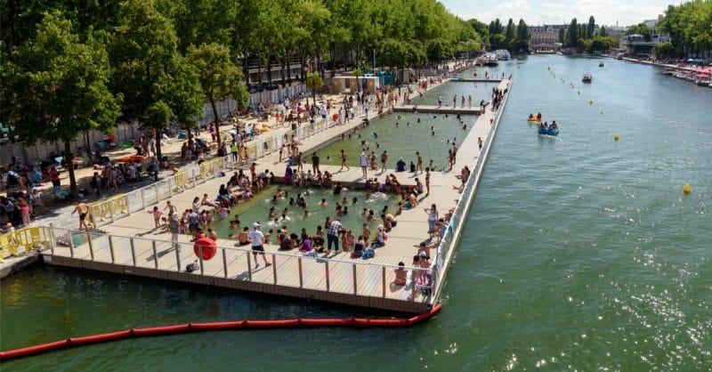 Paris : Un nouveau bassin éphémère et gratuit va bientôt ouvrir dans le XIIe !