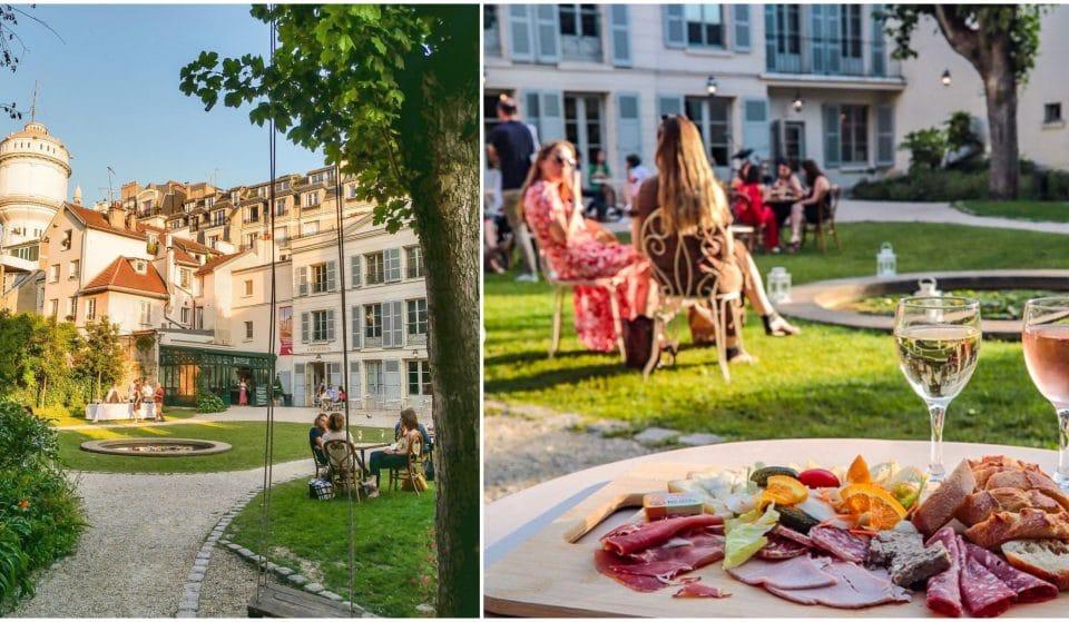 Le Café Renoir, un petit coin de paradis au coeur de Montmartre !