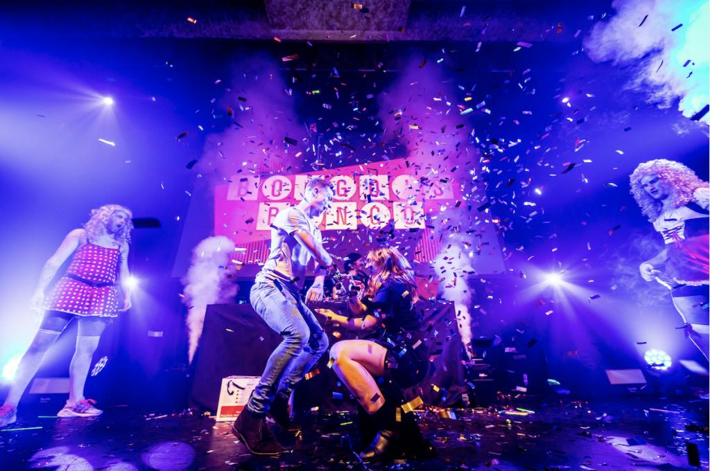Bongo's Bingo : la soirée la plus déjantée du moment à la Bellevilloise le 20 décembre !
